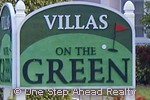 sign for Villas On The Green