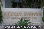 sign for Fairway Pointe