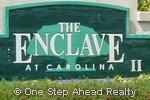 sign for The Enclave II